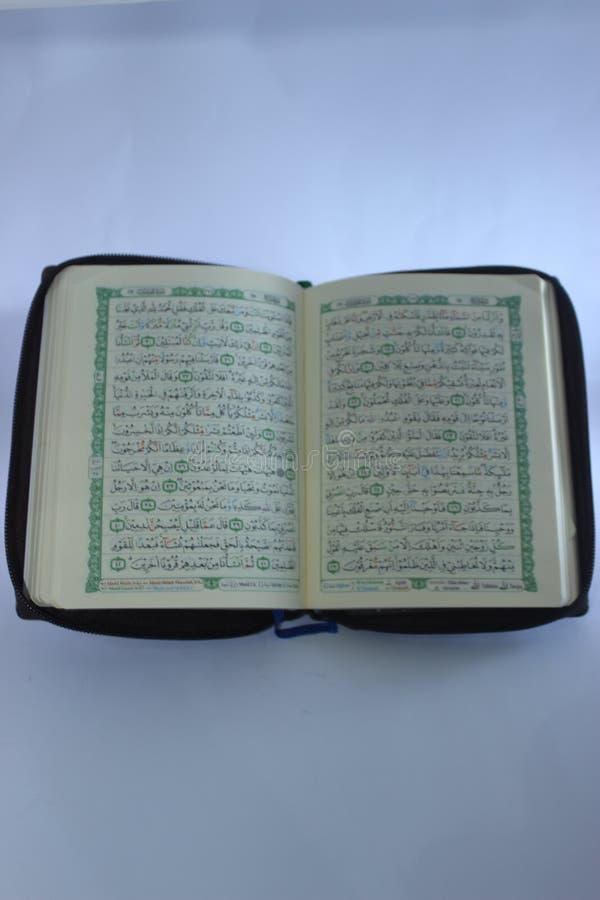 """Νέο Al-Qur """", θρησκεία Scripture Ισλάμ στοκ εικόνες"""