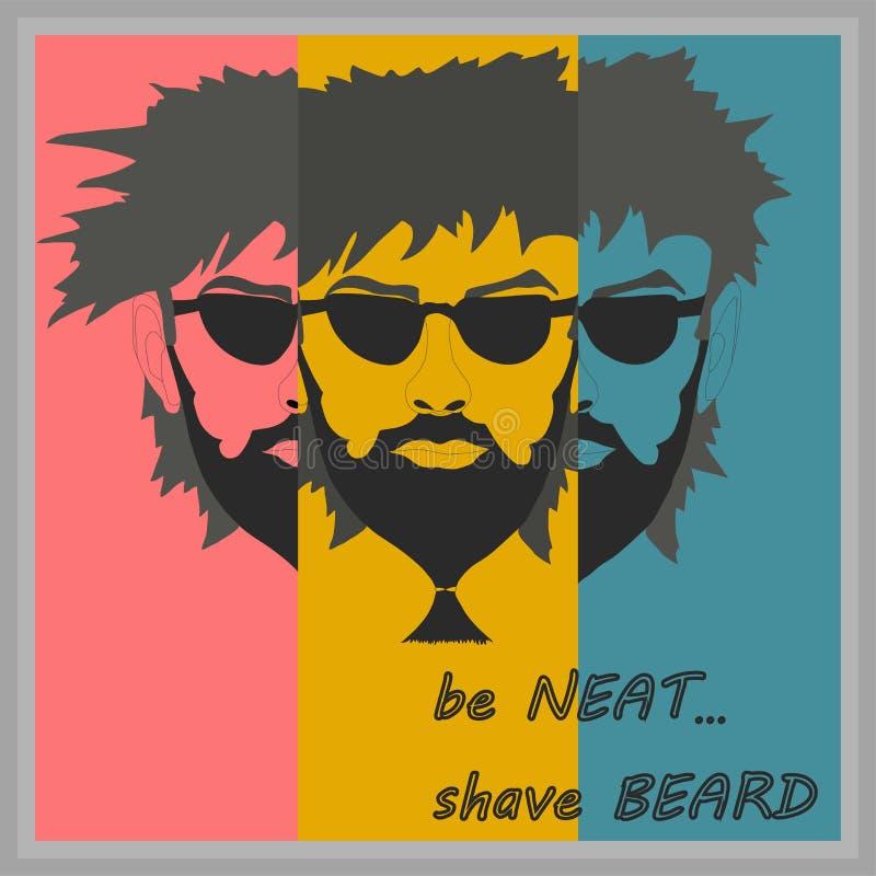 Νέο Barbershop διανυσματική απεικόνιση