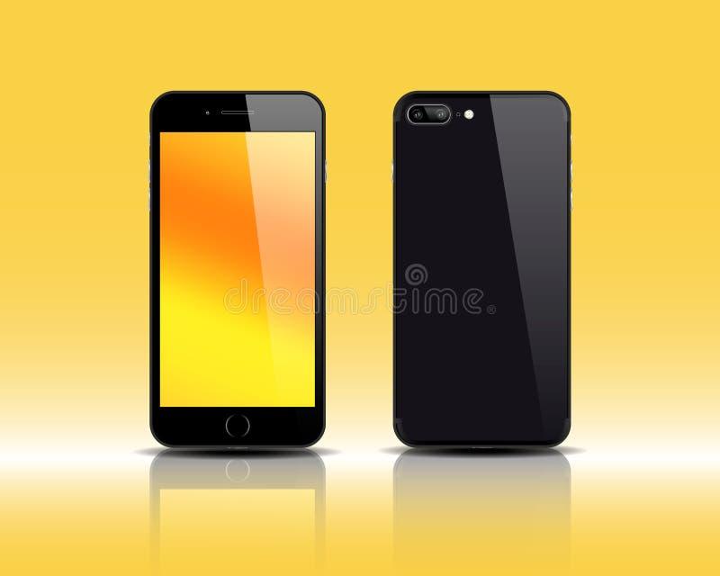 Νέο smartphone σχεδίου στοκ φωτογραφίες με δικαίωμα ελεύθερης χρήσης