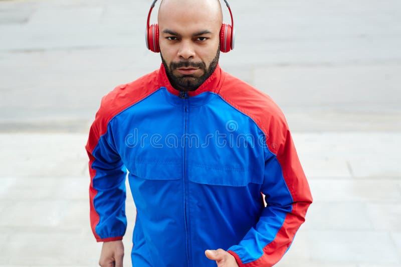 Νέο sprinter στοκ φωτογραφία