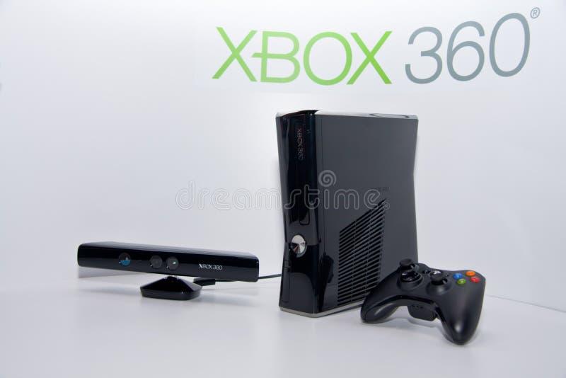 νέο xbox 360 2010 e3 kinect στοκ φωτογραφία