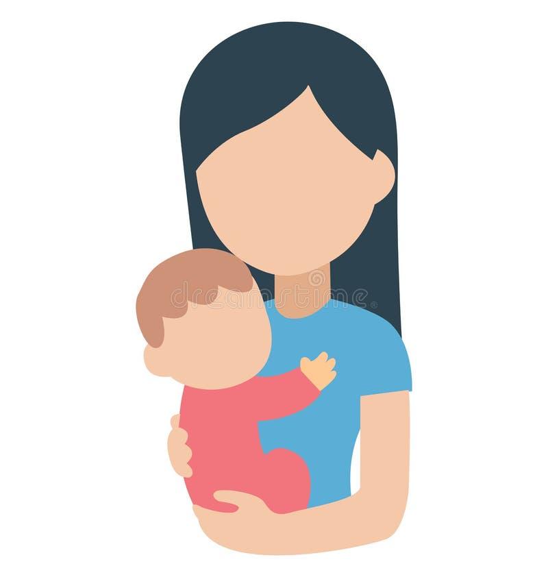 Νήπιο, μωρό που μπορεί να εκδοθεί εύκολα σε οποιοδήποτε μέγεθος ή να τροποποιηθεί ελεύθερη απεικόνιση δικαιώματος