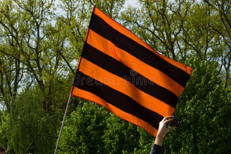 Νίκη ημέρα ( Στις 9 Μαΐου )  στο πάρκο Treptower Βερολίνο Γερμανία στοκ φωτογραφία με δικαίωμα ελεύθερης χρήσης