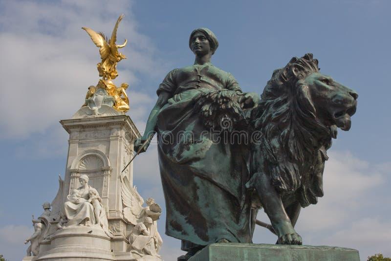 νίκη του Λονδίνου ορόσημ&omeg στοκ εικόνα