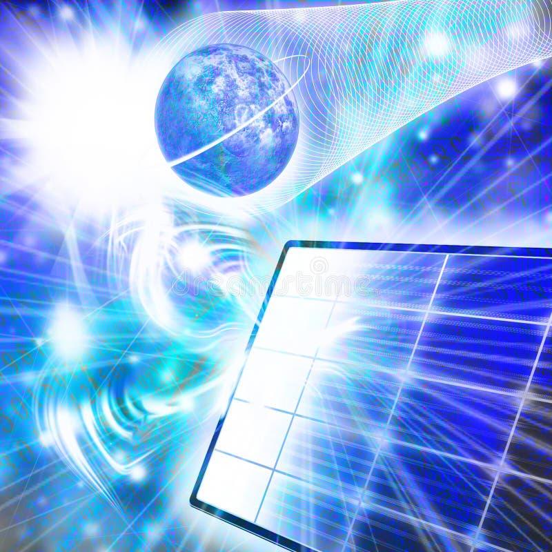 νανοτεχνολογία στοκ εικόνες με δικαίωμα ελεύθερης χρήσης