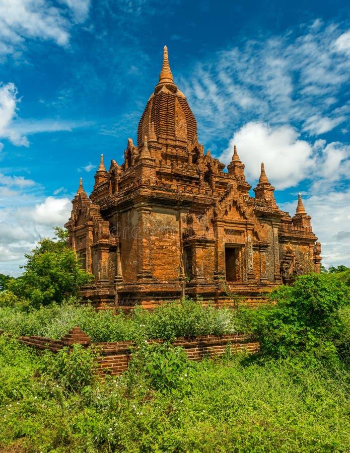 Ναοί Bagan, το Μιανμάρ στοκ εικόνα με δικαίωμα ελεύθερης χρήσης