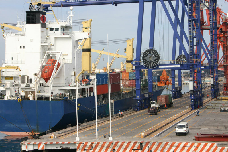 ναυπηγείο του Μεξικού στοκ φωτογραφίες