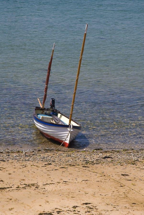 ναυσιπλοΐα βαρκών μικρή στοκ φωτογραφία με δικαίωμα ελεύθερης χρήσης
