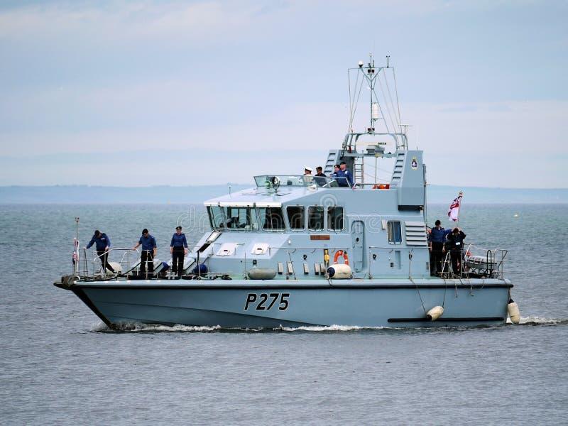 Ναυτική τέχνη επιδρομέων HMS στοκ εικόνες