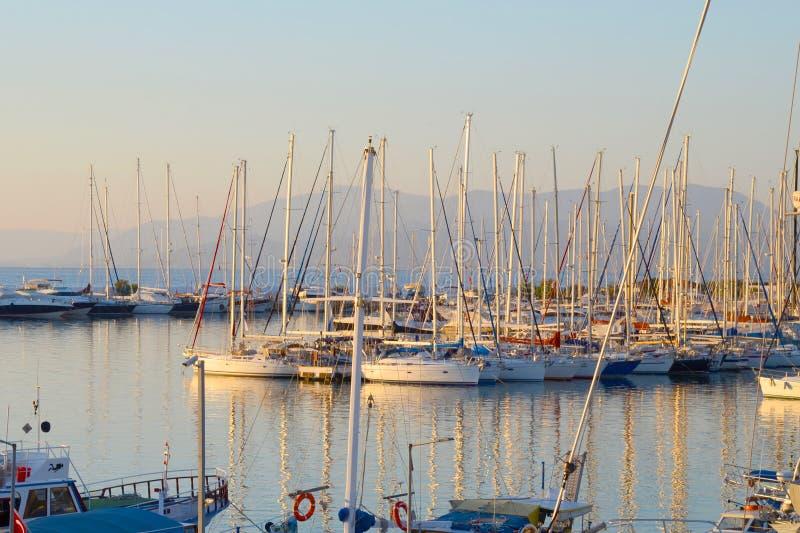 Ναυτικό γιοτ στοκ εικόνες με δικαίωμα ελεύθερης χρήσης