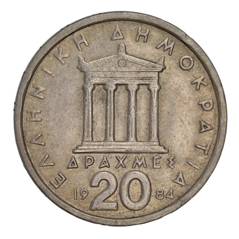 ναός αρχαίου Έλληνα parthenon στοκ φωτογραφία με δικαίωμα ελεύθερης χρήσης