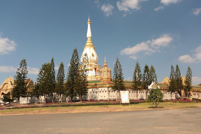 Ναός βουδισμού στην Ταϊλάνδη στοκ φωτογραφία