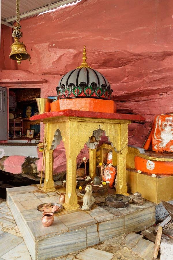 Ναός Γκαράντια Μαχάντεφ Κότα Ινδία στοκ εικόνα με δικαίωμα ελεύθερης χρήσης