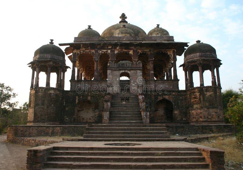 ναός καταστροφών στοκ εικόνες με δικαίωμα ελεύθερης χρήσης