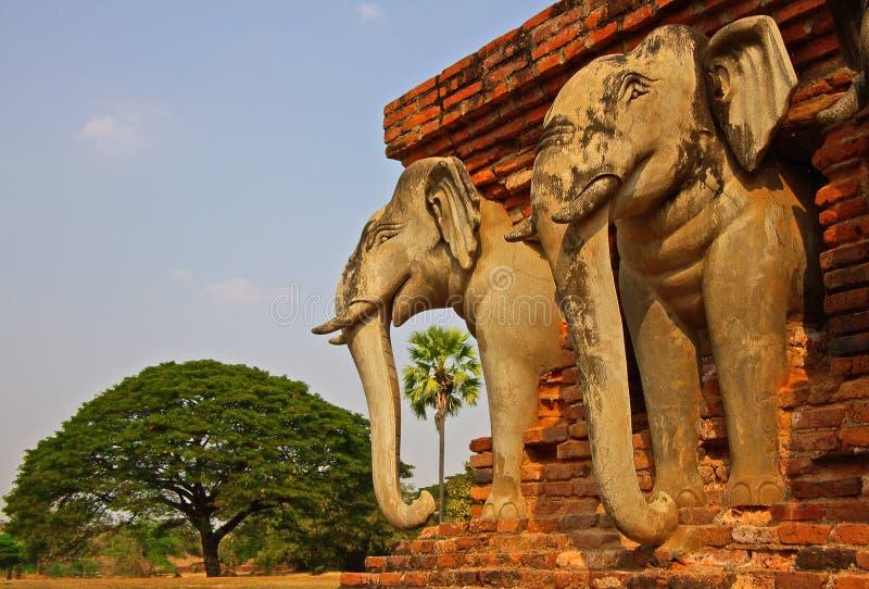 ναός καταστροφών στοκ φωτογραφίες με δικαίωμα ελεύθερης χρήσης
