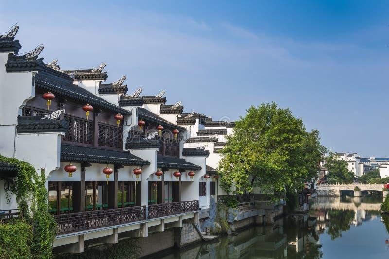 Ναός Κομφουκίου στο Ναντζίνγκ, Κίνα στοκ φωτογραφία με δικαίωμα ελεύθερης χρήσης