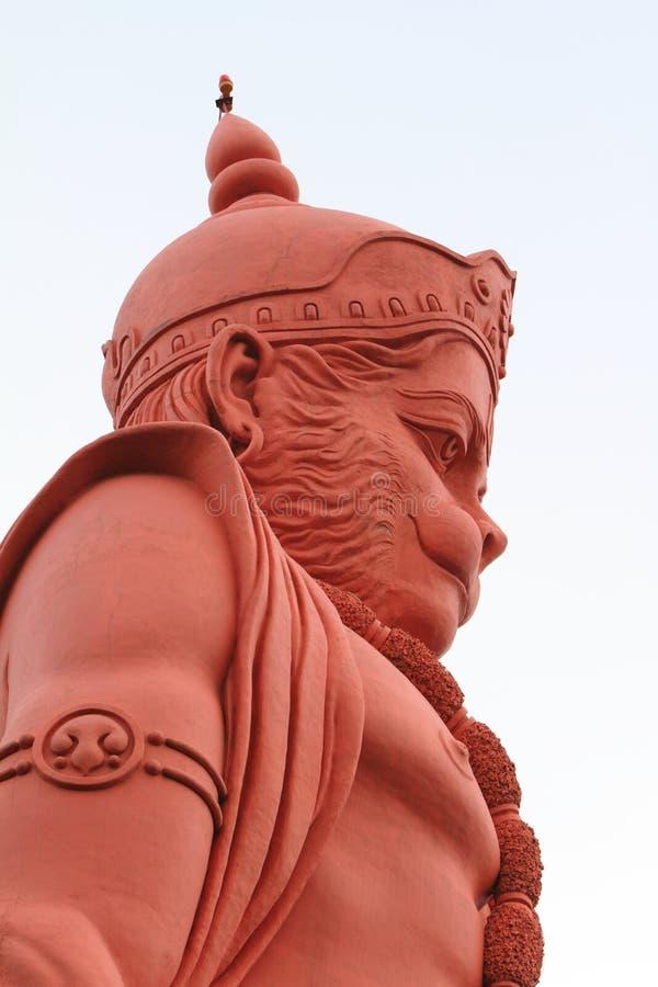 Ναός Λόρδου Hanuman του shimla στην Ινδία στοκ φωτογραφία