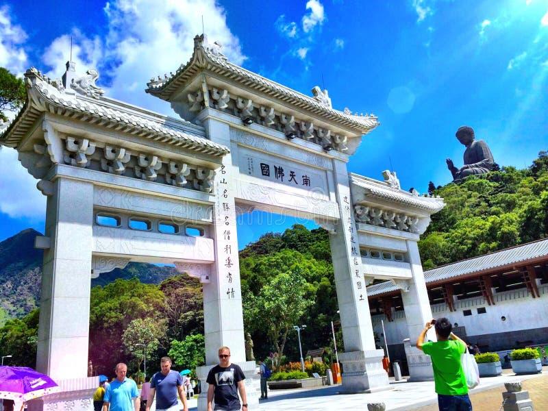 Ναός μεταλλικού θόρυβου Nong στοκ φωτογραφία με δικαίωμα ελεύθερης χρήσης