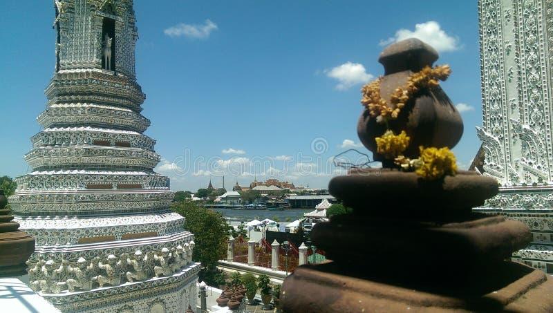 Ναός Μπανγκόκ Arun στοκ φωτογραφίες με δικαίωμα ελεύθερης χρήσης