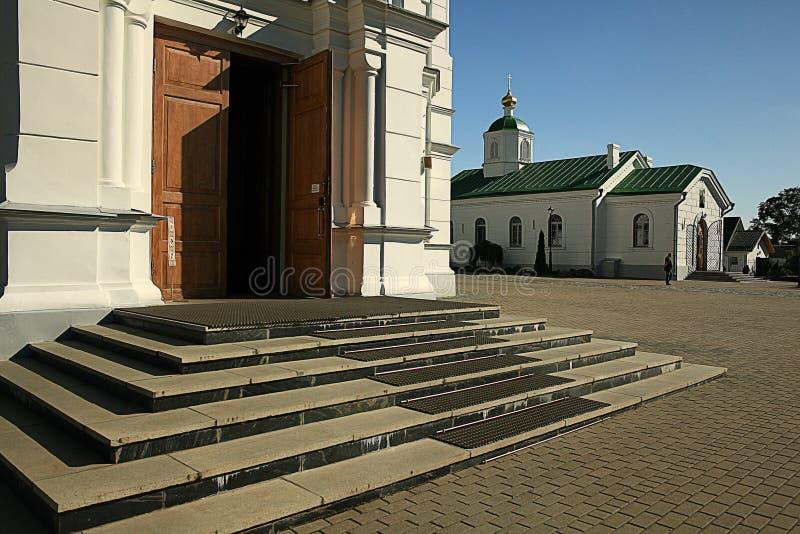 Ναός Ορθόδοξων Εκκλησιών στοκ φωτογραφία