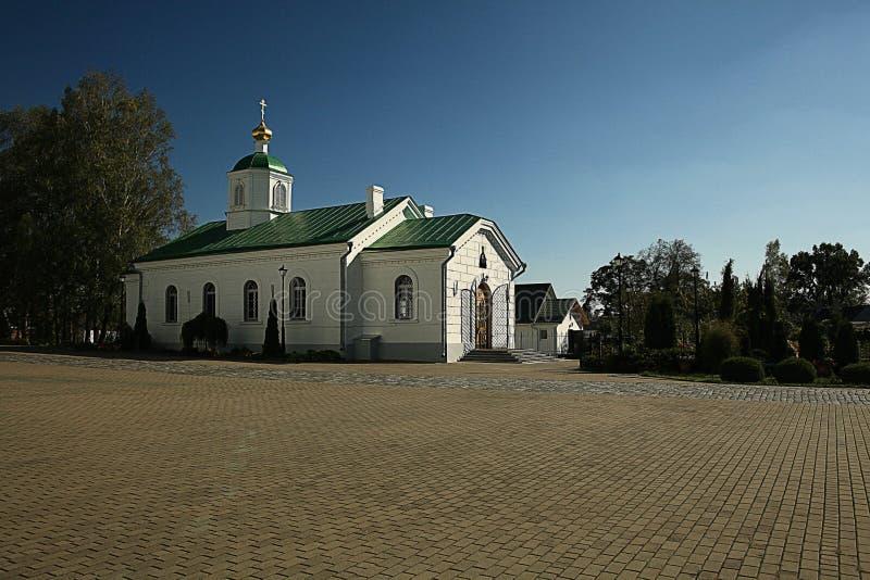 Ναός Ορθόδοξων Εκκλησιών στοκ φωτογραφία με δικαίωμα ελεύθερης χρήσης