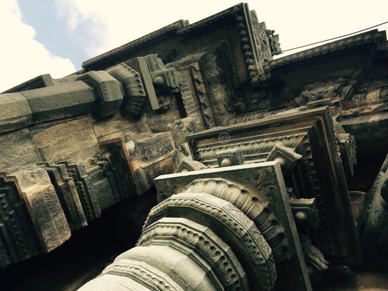 Ναός οχυρών στοκ εικόνες