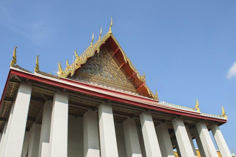 Ναός στη Μπανγκόκ στοκ εικόνες με δικαίωμα ελεύθερης χρήσης