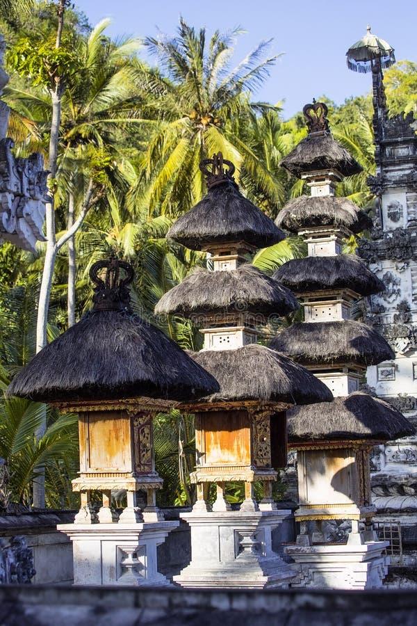 Ναός σύνθετος των παγοδών, Nusa Penida, Ινδονησία στοκ φωτογραφία με δικαίωμα ελεύθερης χρήσης