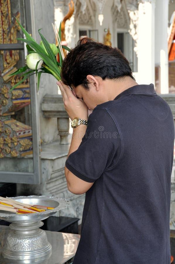 ναός Ταϊλάνδη επίκλησης ατό&m στοκ φωτογραφία με δικαίωμα ελεύθερης χρήσης
