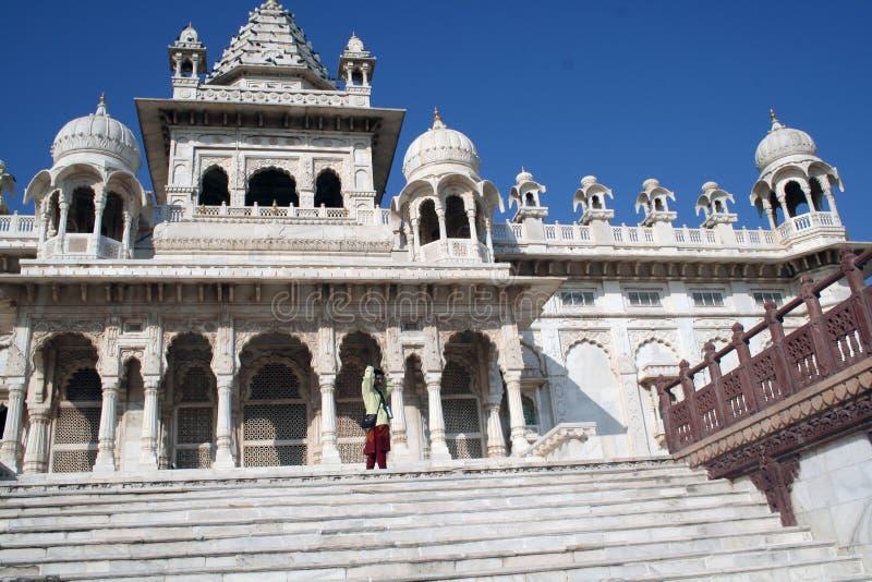 ναός της Ινδίας στοκ εικόνα