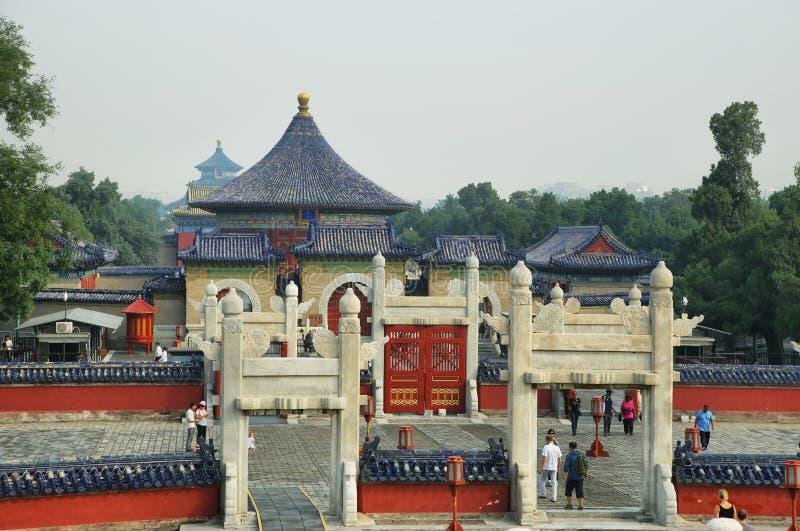 Ναός του ουρανού, Beinig, Κίνα στοκ εικόνες