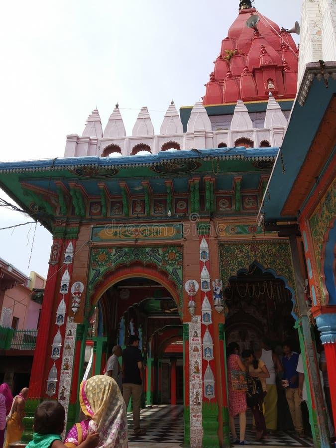 Ναός του ayodhya στοκ φωτογραφία