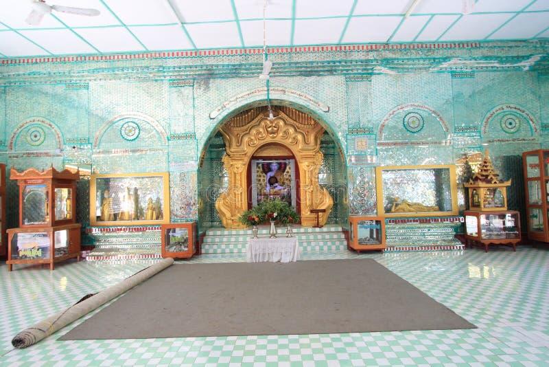 Ναός Bagan στο Μιανμάρ στοκ εικόνες με δικαίωμα ελεύθερης χρήσης