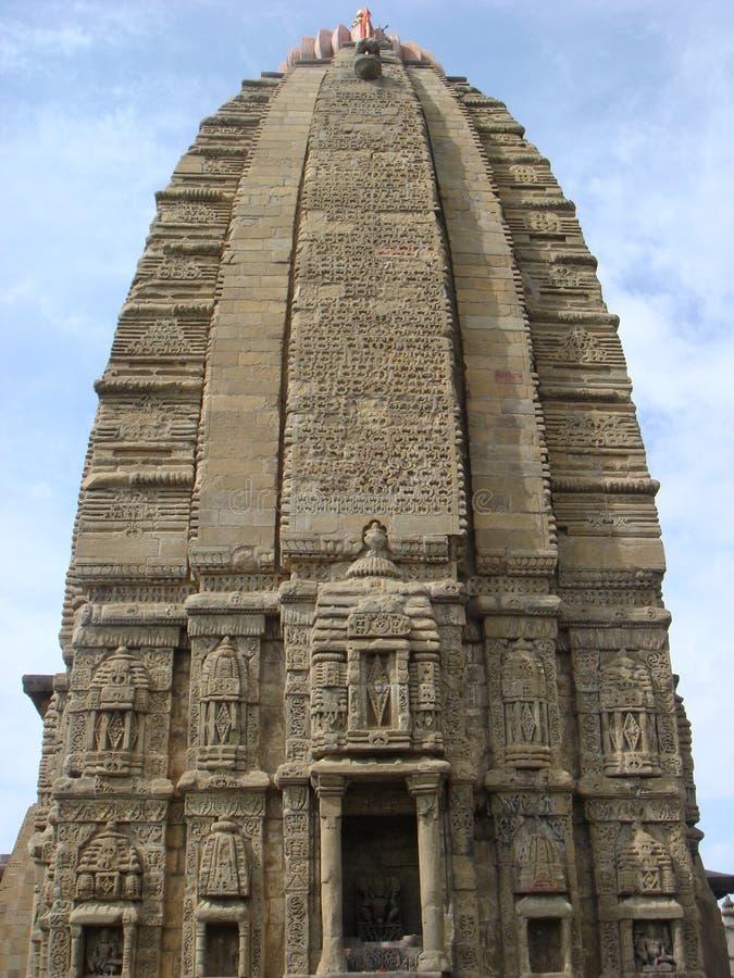 Ναός Baijnath στοκ φωτογραφίες