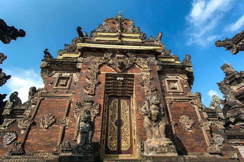Ναός Besakih Pura, Μπαλί στοκ φωτογραφία με δικαίωμα ελεύθερης χρήσης