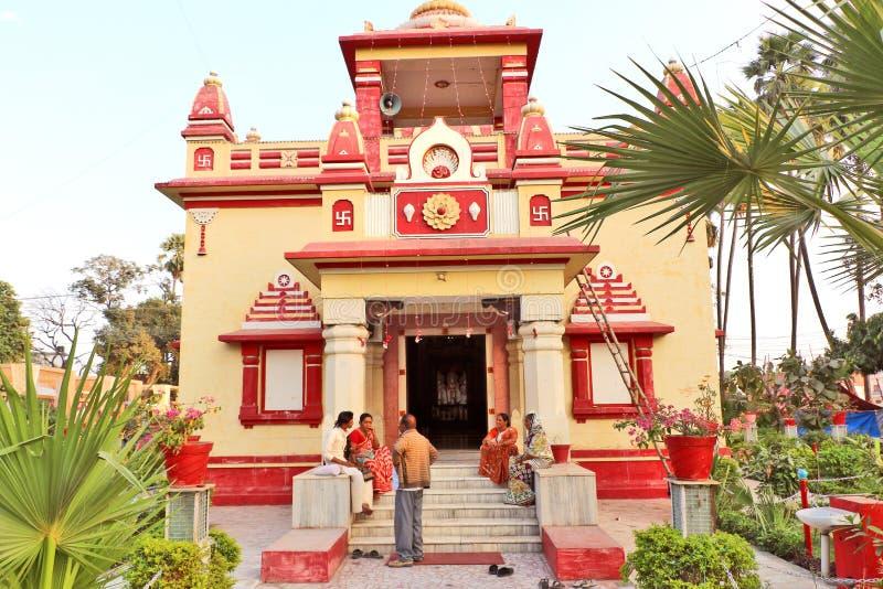 Ναός Birla σε Ayodhya, Ινδία στοκ φωτογραφίες με δικαίωμα ελεύθερης χρήσης