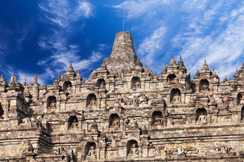 Ναός Borobudur στοκ εικόνες με δικαίωμα ελεύθερης χρήσης