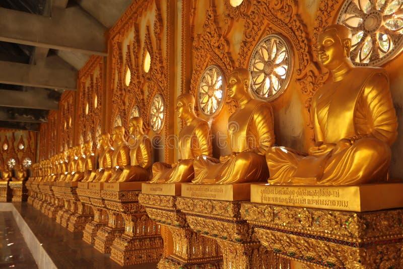 Ναός Buddism στα βορειοανατολικά της Ταϊλάνδης στοκ φωτογραφία με δικαίωμα ελεύθερης χρήσης