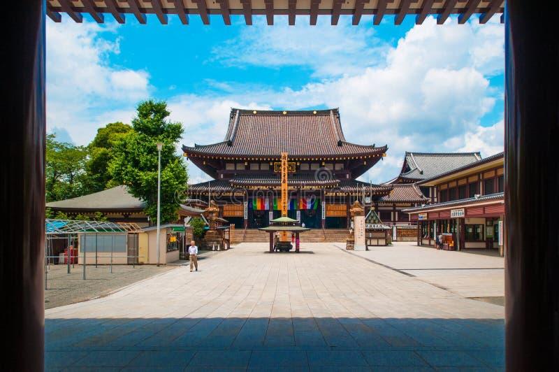 Ναός Daishi Kawasaki, Kawasaki, Ιαπωνία στοκ εικόνες