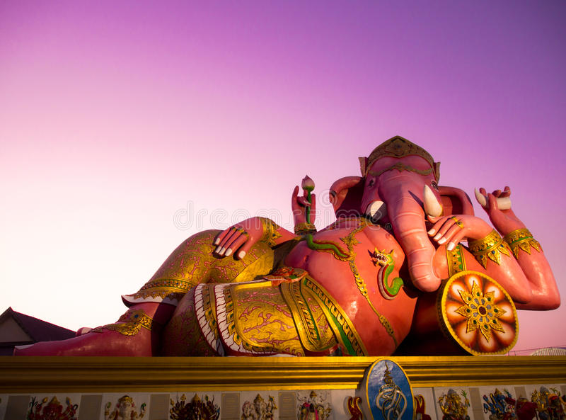 Ναός Ganesha στοκ φωτογραφίες