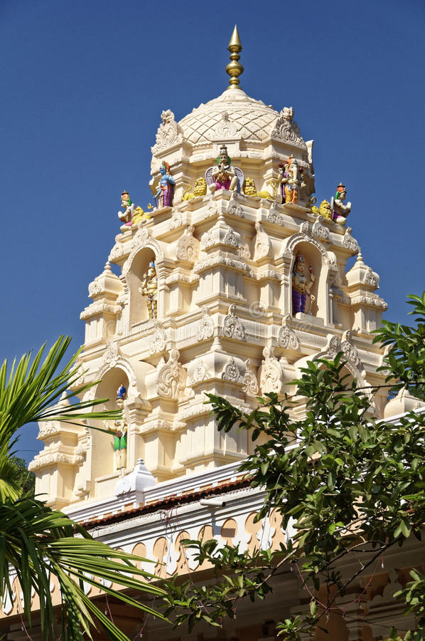 Ναός Goan στοκ φωτογραφίες με δικαίωμα ελεύθερης χρήσης