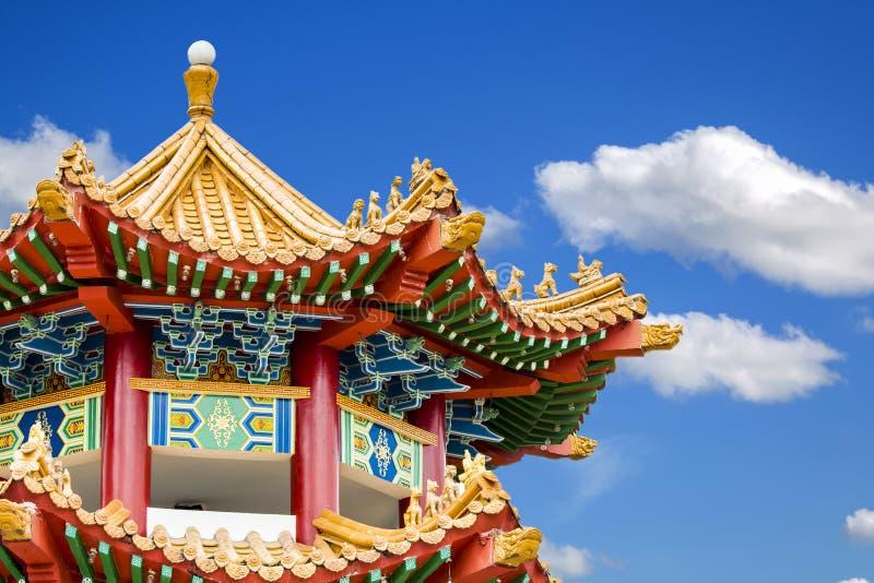 Ναός Hou Thean στη Κουάλα Λουμπούρ στοκ φωτογραφία