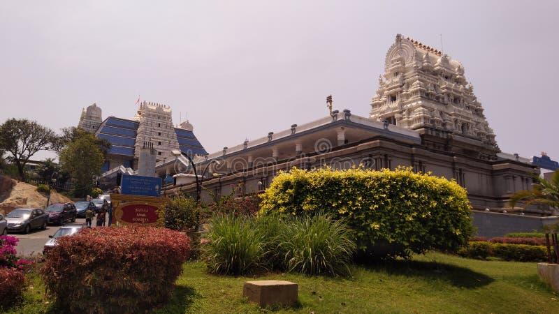 Ναός Iskon στοκ φωτογραφία με δικαίωμα ελεύθερης χρήσης