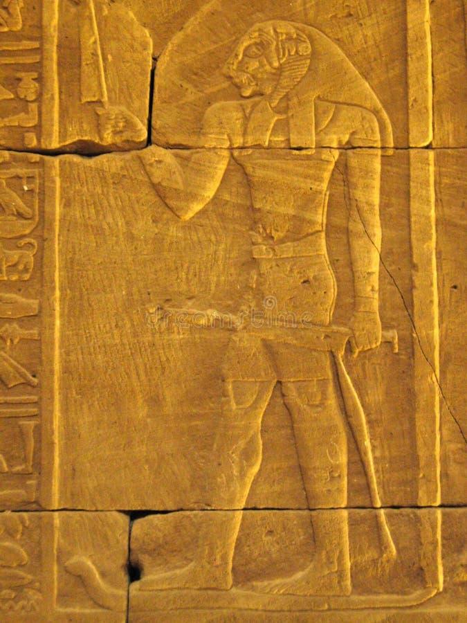 Ναός Kalabsha, Αίγυπτος στοκ εικόνες
