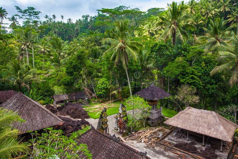 Ναός Kawi Gunung, Μπαλί, Ινδονησία στοκ φωτογραφία με δικαίωμα ελεύθερης χρήσης