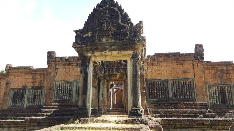 Ναός Kdey Banteay στοκ εικόνες με δικαίωμα ελεύθερης χρήσης