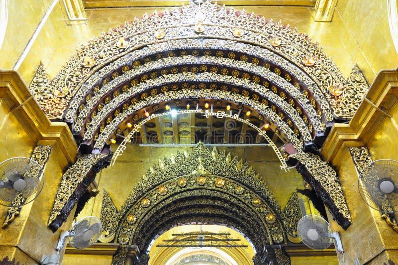 Download Ναός Mahamuni Interiorof στο Mandalay Στοκ Εικόνα - εικόνα από ανατολή, myanmar: 62708639