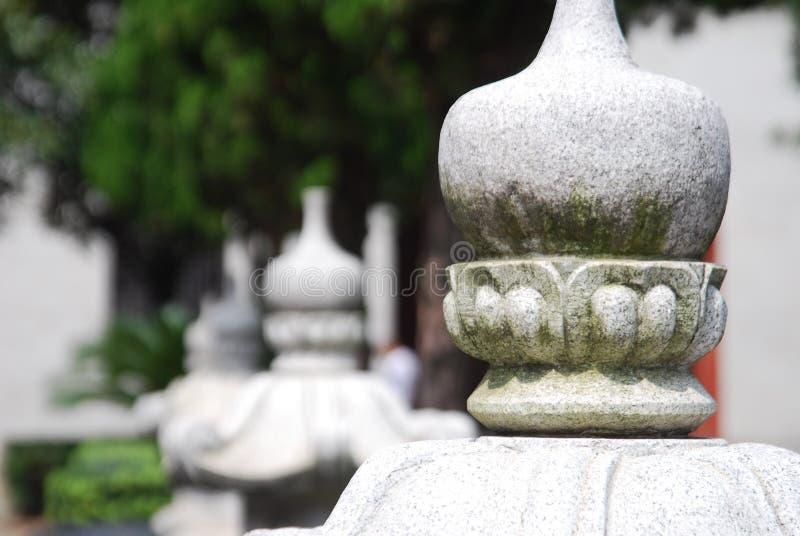 Ναός Nanyue, Hengyang, Κίνα στοκ εικόνες