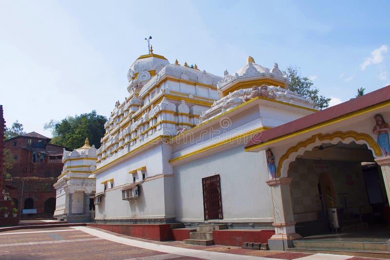 Ναός Parshurama, Chiplun, Dist Ratnagiri στοκ φωτογραφία με δικαίωμα ελεύθερης χρήσης