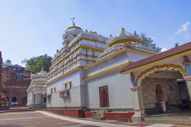 Ναός Parshurama, Chiplun, Dist Ratnagiri στοκ φωτογραφίες με δικαίωμα ελεύθερης χρήσης